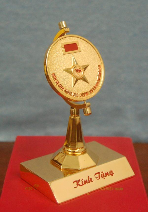 Kỷ niệm chương đồng Đúc - KNCĐ08