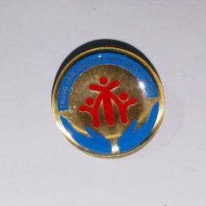 Huy hiệu TT Giáo Dục Trẻ Em
