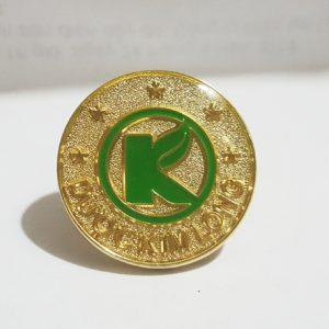 Huy hiệu Dược Kim Long