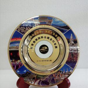 Biểu trưng đĩa đồng - 008