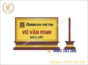Biển chức danh - BCD 003