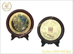 Biểu trưng đĩa đồng - 006