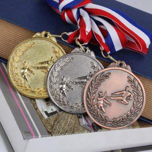 Huy chương thể thao đúc 01