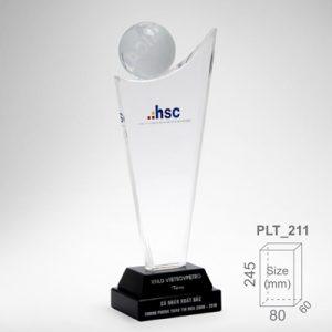 Cúp Pha Lê - CPL 002