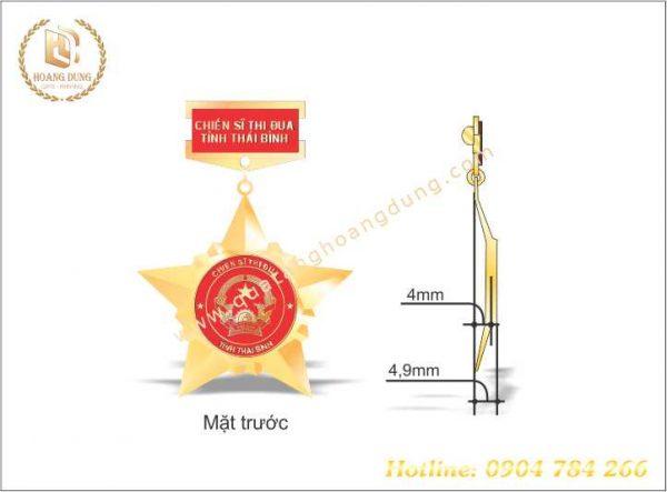 Huân chương Chiến sỹ thi đua Thái Bình