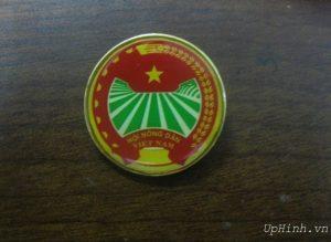 Huy hiệu Hội Nông Dân Việt Nam