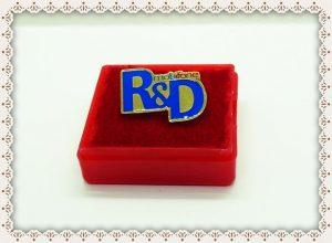 Huy hiệu R&D