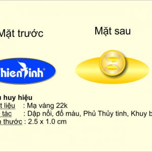 Huy hiệu - HH010