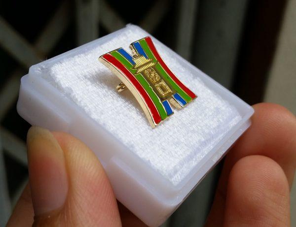 Huy hiệu Truyền Hình Hà Nội