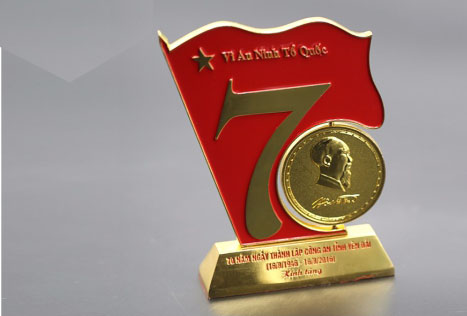 Kỷ niệm chương đồng Đúc - KNCĐ02