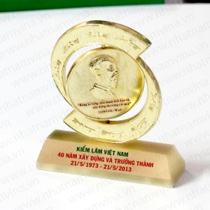 Kỷ niệm chương đồng Đúc - KNCĐ06