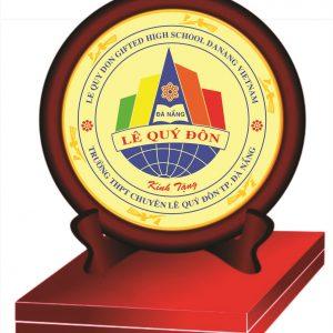 Kỷ niệm chương gỗ đồng - KNC 013