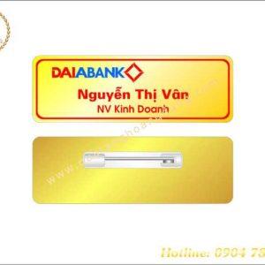 Thẻ Nhân Viên - TNV 001
