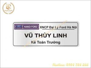 Thẻ Nhân Viên - TNV 002