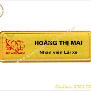 Thẻ Nhân Viên - TNV 006